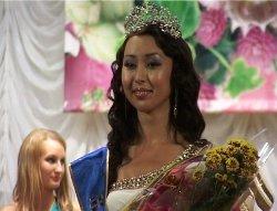 В Костанае прошел конкурс красоты «Мисс Костанай - 2012»