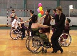 Во II Чемпионате РК по танцам на колясках победили костанайцы