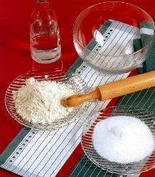 рецепты соленого теста